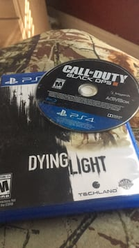 black ops 3 and dying light  Bradenton, 34203