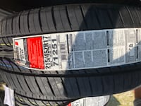 4 215/45zr17 91w tires null