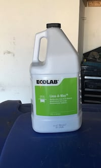 Ecolab 1 gallon Lime Away  Farmington, 84025