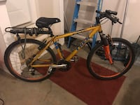 Trek 8900 Frame with Shimano XTR and XT components Hagerstown, 21740