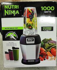black and gray Ninja blender Washington, 20059