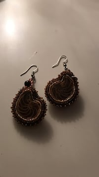 African style earrings Cambridge, N1S 5B9