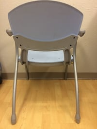 gray and white high chair Fresno, 93703