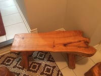 solid wood bench with 2 set  Hamilton, L9C 0J3