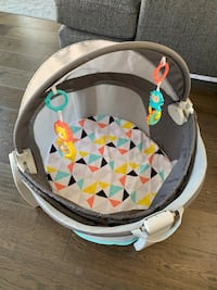 Fisher Price On the Go Bassinet Richmond Hill, L4E 3N6