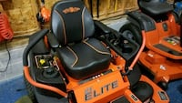 "Bad Boy 60"" ZT Elite Zero Turn Mower (Like New) -  Inwood, 25428"