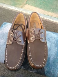 Nunn bush slip on's shoes size 8.5 men  Fort Meade, 33841