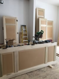 Finish carpentry work ,doors installation , trim and general  Toronto