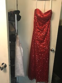 Formal dress.  Prefect for homecoming prom.   Rainier, 98576