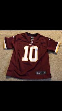 Size 5-6 Redskins Jersey Germantown, 20874