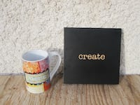 Create Coffee Cup and Wall Inspiration Plaque