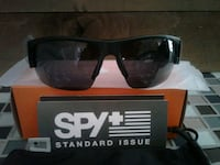 New Spy Optics Matte Black Flyer Sunglasses w/ Grey Lenses Lake Forest