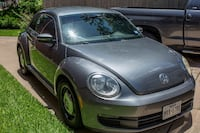 2012 Volkswagen Beetle 2.5L Hatchback 2D HOUSTON