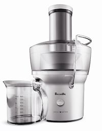 Breville Juicer Fountain  Compact BREBJE200XL 539 km