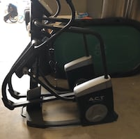 NordicTrack exercise elliptical