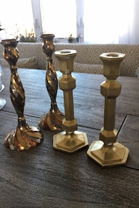 Candle stick holders- $8 Ashburn, 20148