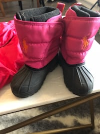 Toddler size 8 Polo winder boots Guelph, N1L