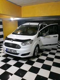 2014 Ford Tourneo Courier Journey 1.6 L TDCI 95PS TITANIUM PLUS Selçuklu