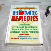USED BOOK Doctor's Book of Home Remedies Excellent Mississauga