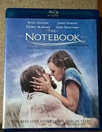 The Notebook Blu-Ray Abbotsford