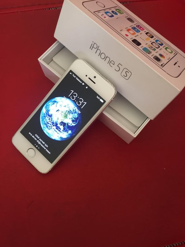 iPhone 5S db486be5-9cf3-458d-8126-4942540258a7