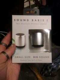 Sound babies mini Bluetooth wireless speaker San Diego, 92110