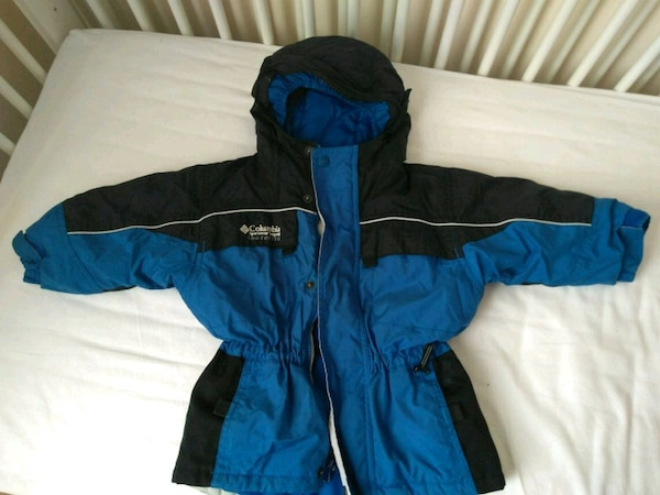 3t columbia heavy winter jacket