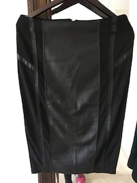 Brand new leather/suede skirt, size 38, imported from europe Ashburn, 20147