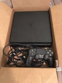 PS4 Slim with controller and cables. Murfreesboro, 37130