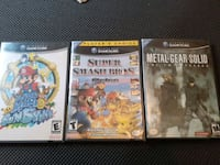 gamecube games $50 EACH ONE Chicago, 60659