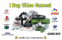 Buying Video Games and Consoles