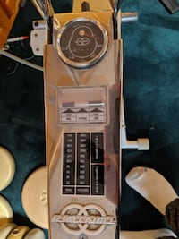 Vintage Tunturi spin exercise bike