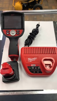 Milwaukee  [TL_HIDDEN] -120 Thermal Imager Kit EDMONTON