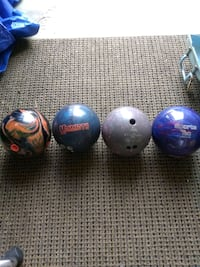 BOWLING BALLS FOR SALE St. Peters, 63376