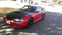 2001 Ford Mustang Modesto