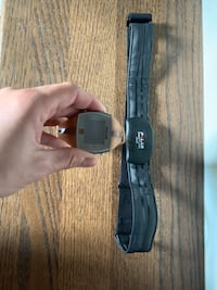 Heart rate band and watch