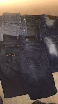 Size 32 preloved men's jeans   Vaughan, L4H 2V7
