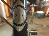 Vintage seard womens bike