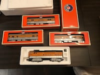 Rio Grande Ski Train Lionel Train Set - Like New Condition 140 mi