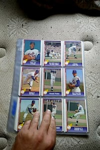 110 NOLAN RYAN PACIFIC TRADING CARDS- 1991    Mansfield, 44907