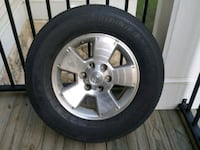 2007 Toyota Tacoma wheels with tires Centreville