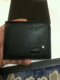 Nice Black Wallet in Case Mississauga, L4Z 4K5