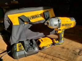 Dewalt XR Brushless 1/2 High Torque Impact Wrench
