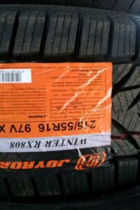 215 / 55 / 16 winter tire with installation  Toronto, M3J 2B9