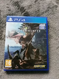 Monster Hunter: World for PS4 Hampshire, GU14 0FD