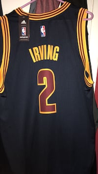 Kyrie Irving jersey Mens XL Parma, 44134