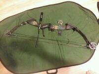 green and brown compound bow Cuddebackville, 12729
