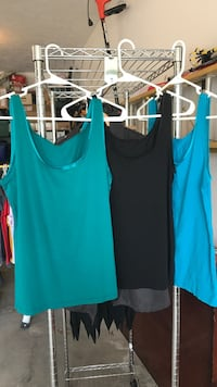Ann Taylor Tank Tops, $2 ea or $5 for all Omaha, 68135