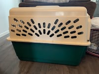 Large Dog Kennel Calgary, T2Z 1A7