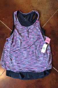 Workout top size S Madison, 39110